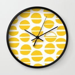 cofee beans Wall Clock