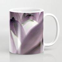 tulip Mugs featuring tulip by habish