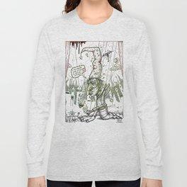 El brujo Long Sleeve T-shirt