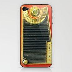 On the Radio... iPhone & iPod Skin