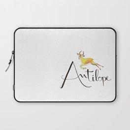 A like Antilope Laptop Sleeve