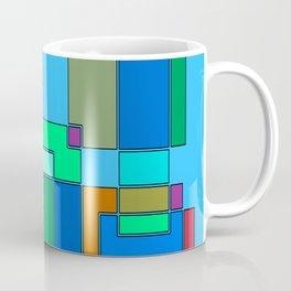 Abstract #826 Coffee Mug