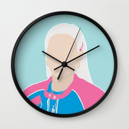 Anne-Marie Wall Clock