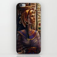 egyptian iPhone & iPod Skins featuring Egyptian by Ayu Marques