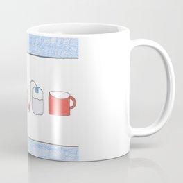 Tea for two Chicago Style Coffee Mug
