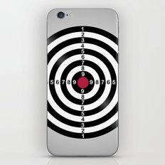 Dart Target Game iPhone & iPod Skin