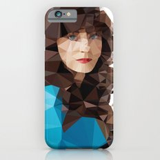 Zooey Deschanel iPhone 6s Slim Case
