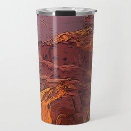 Arizona Monument Valley Travel Mug