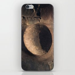 Terrestrial scar iPhone Skin