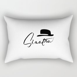 Sinatra style Rectangular Pillow