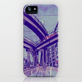 Rome by Night 1 iPhone Case