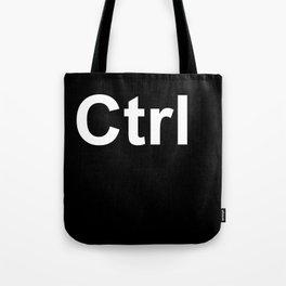 Ctrl Tote Bag