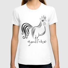 adrianamateus/gallito T-shirt
