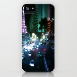 Passing Lights iPhone Case