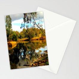 Reflective Light Stationery Cards