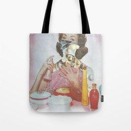 Macrame Mysticism Tote Bag