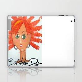 Bad Hair Day Laptop & iPad Skin