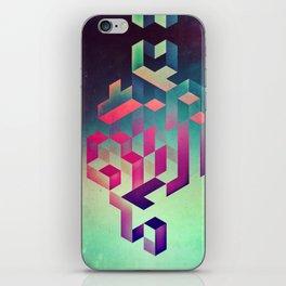 isyhyrtt dyymyndd spyyre iPhone Skin