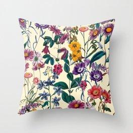 Magical Garden XVI Throw Pillow