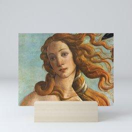 The Birth of Venus by Botticelli Mini Art Print