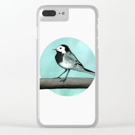 Wagtail Clear iPhone Case