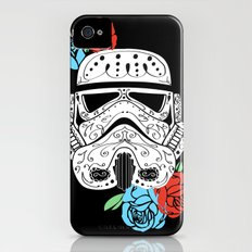 Storm Trooper Dia De Los Muertos Slim Case iPhone (4, 4s)