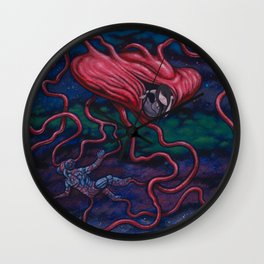 The Afterman Wall Clock