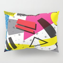 Retro 80s be that Pillow Sham