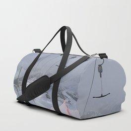 Empty T-lifts Duffle Bag