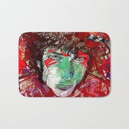 Bob Dylan Bath Mat