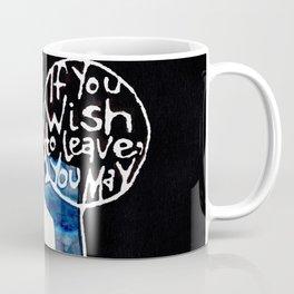 Chairwoman Maxine Waters Coffee Mug