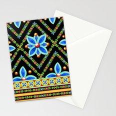 Elizabethan Folkloric Square Stationery Cards