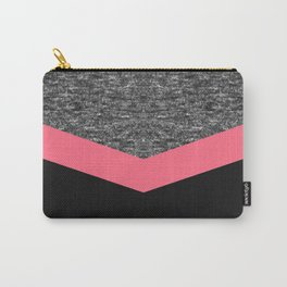 Geometric Victoria Carry-All Pouch
