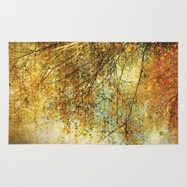 Tree Autumn Rug