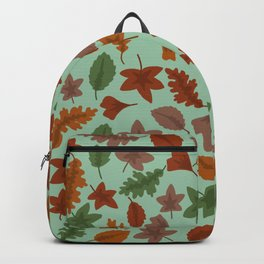 Autumn leaves #4 Backpack