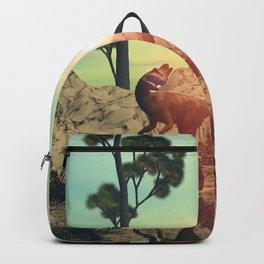 Dilophosaurus Backpack