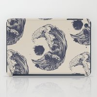 tree iPad Cases featuring Swell by Huebucket