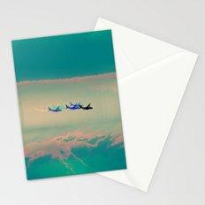 aero planes Stationery Cards
