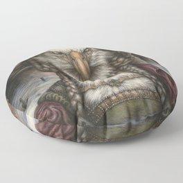Great Spirit Rising Floor Pillow