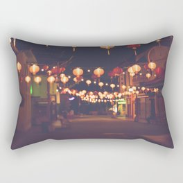 L.A. Chinatown Rectangular Pillow