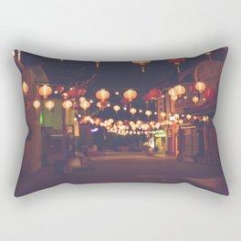 L.A. Chinatown Rectangular Pillow