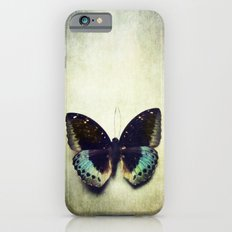 Vintage Butterfly 4 iPhone 6s Slim Case