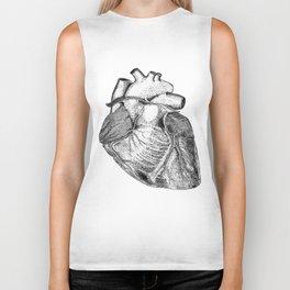 Heart Biker Tank