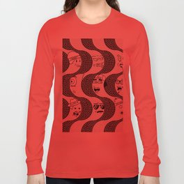 Copacabana - RJ Long Sleeve T-shirt