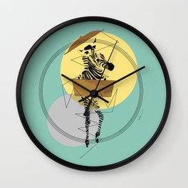Guess what? i´m staying for dinner. Wall Clock