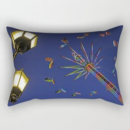 Colorful flyer | Bunter Flieger Rectangular Pillow