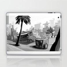 Vendors at Echo Park Laptop & iPad Skin