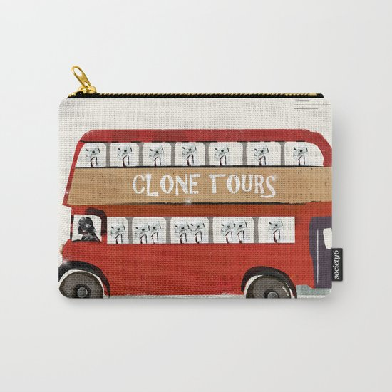 clone tours Carry-All Pouch
