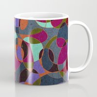 mosaic Mugs featuring  Mosaic by Tony Vazquez