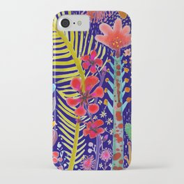 in the migthy jungle iPhone Case
